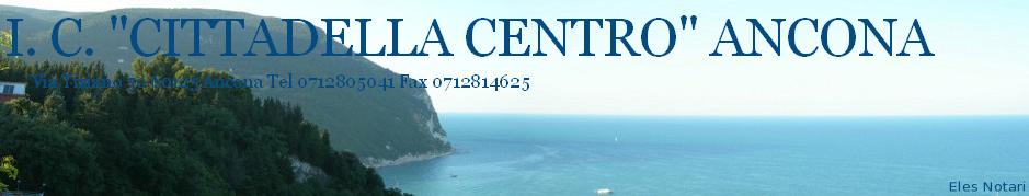 """Scuola dell'infanzia """"XXV Aprile"""" – Cittadella Centro – Ancona"""
